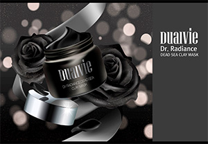 Dualvie Dr . Radiance DEAD SEA CLAY MASK